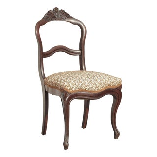 Louis-Philippe Slipper Chair For Sale