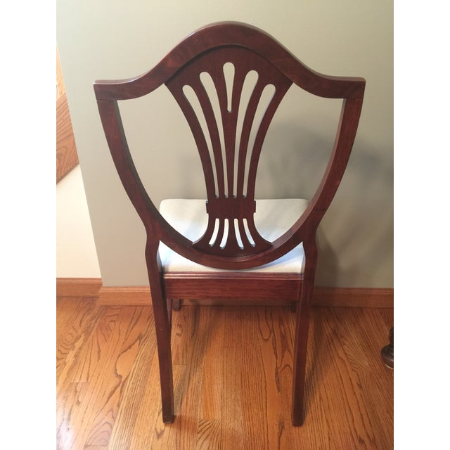Traditional Early 20th Century Hepplewhite Chair For Sale - Image 3 of 11