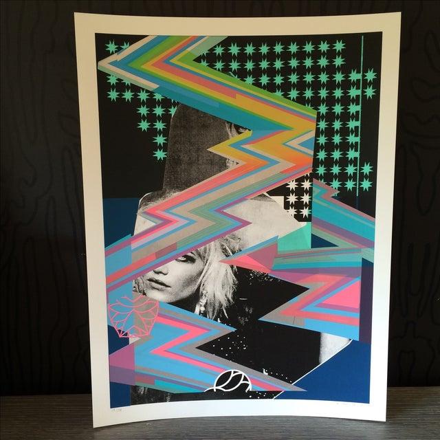 Blondie Silkscreen Poster - Image 2 of 8