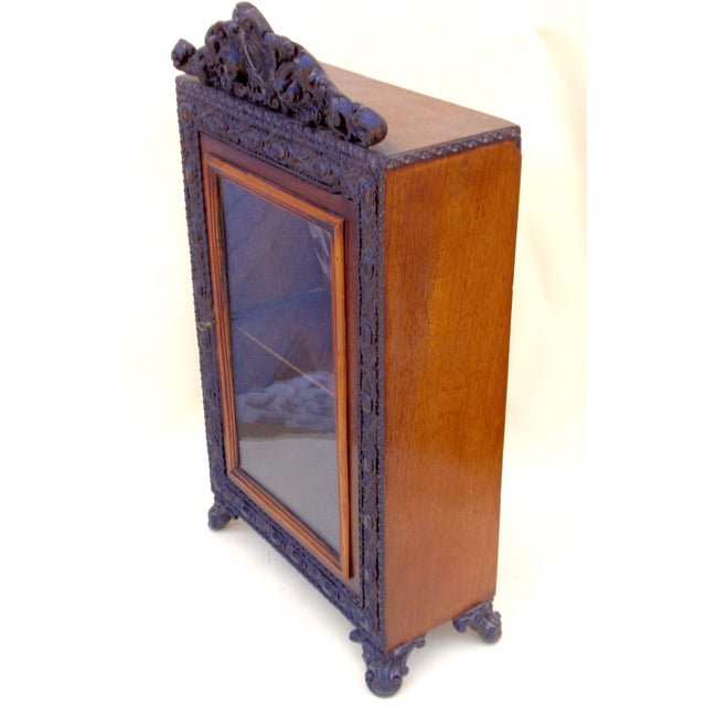 French Alphonse Giroux French Curio Cabinet For Sale - Image 3 of 8