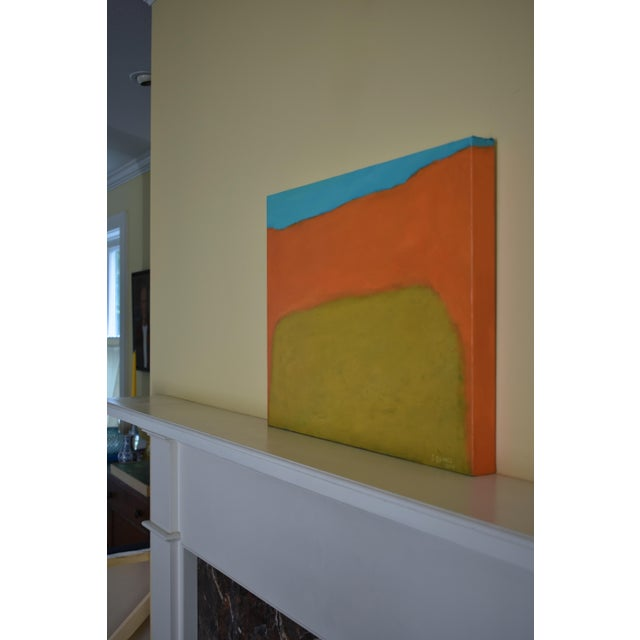 "Stephen Remick, ""Harvest"", Contemporary Abstract Painting For Sale - Image 10 of 12"