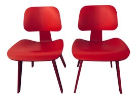Image of Charles and Ray Eames Side Chairs