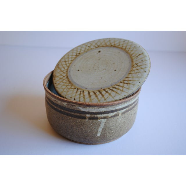 Vintage Studio Pottery Bowl - Image 4 of 8