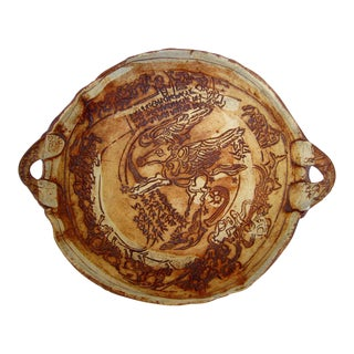 Spanish Artisan Bowl