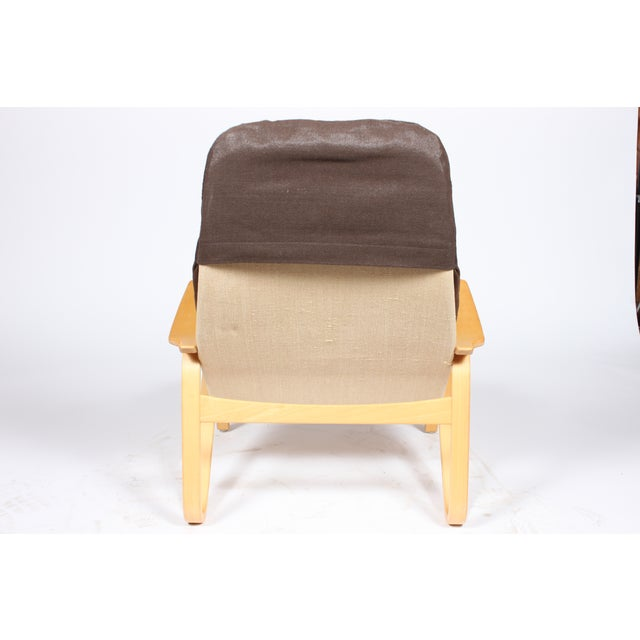Bruno Mathsson Dux Pernilla Chair For Sale - Image 4 of 6