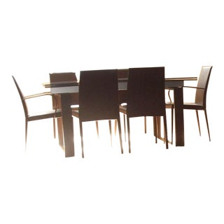 Calligaris Hyper Extension Glass Table