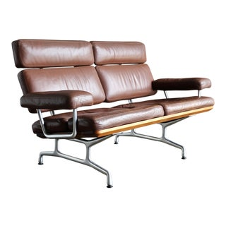 Charles & Ray Eames Two Seater Sofa for Herman Miller Circa 1984 For Sale
