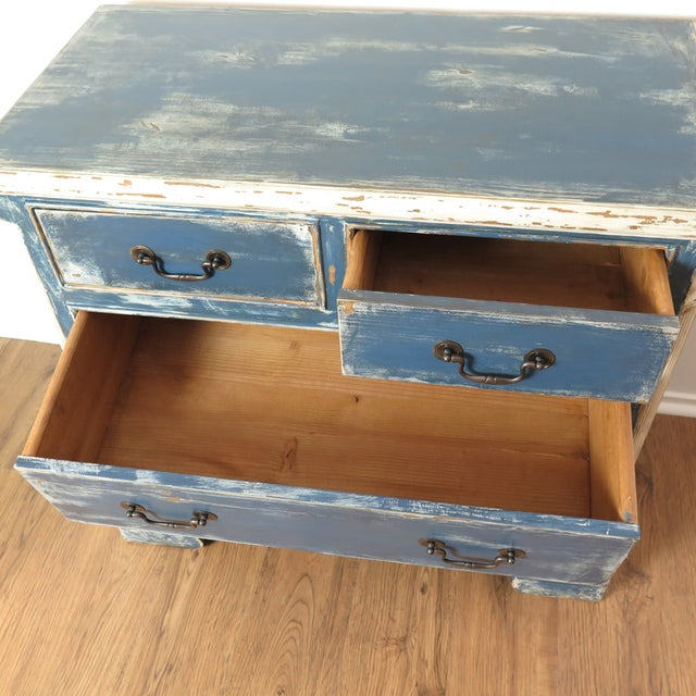 Antique Painted Chest of Drawers - Image 8 of 10