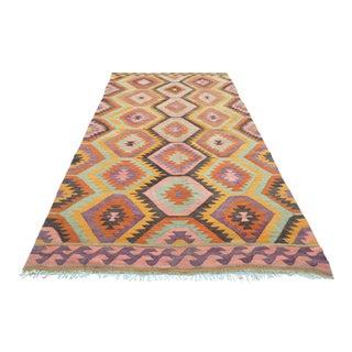 Oriental Barak Nomads Kilim Rug For Sale
