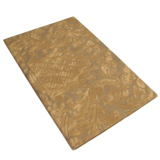 Fortuny Fabric Covered Portfolio For Sale