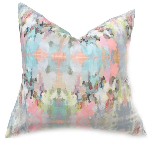 Laura Park Designs Brooks Avenue Linen-Cotton Pillow - Image 4 of 4