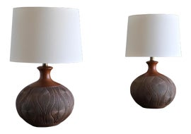 Image of Organic Modern Table Lamps