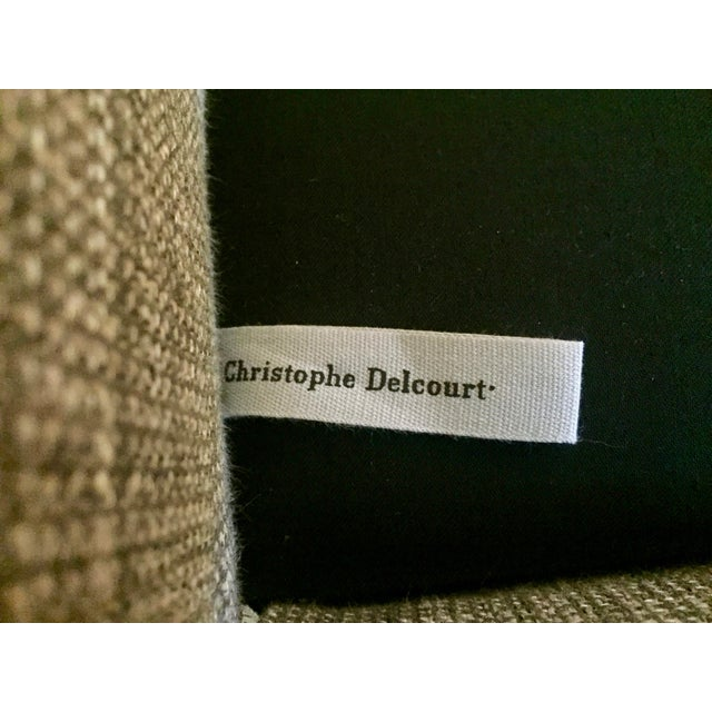 Contemporary Christophe Delcourt Ann Armchair For Sale - Image 11 of 13