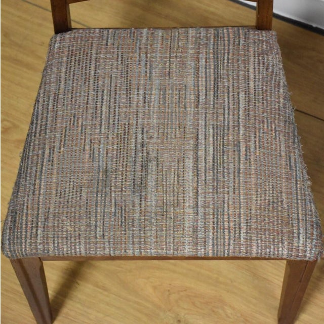 Mid-Century Keller Dining Chairs - Set of 4 - Image 7 of 11