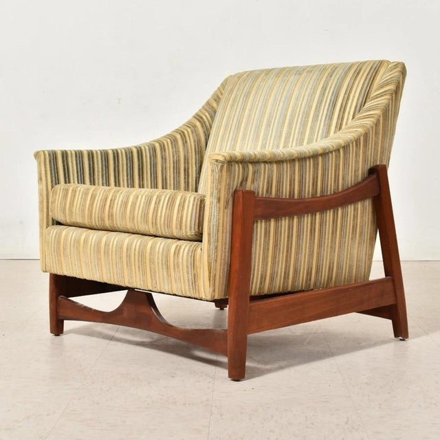 Dux Inc. By Folke Ohlsson Glider Lounge Chair For Sale In Los Angeles - Image 6 of 6