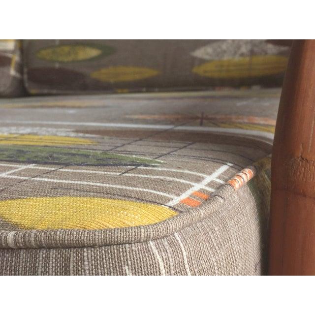 1950s Ritts Tropitan Three Piece Rattan Sofa - Image 6 of 7