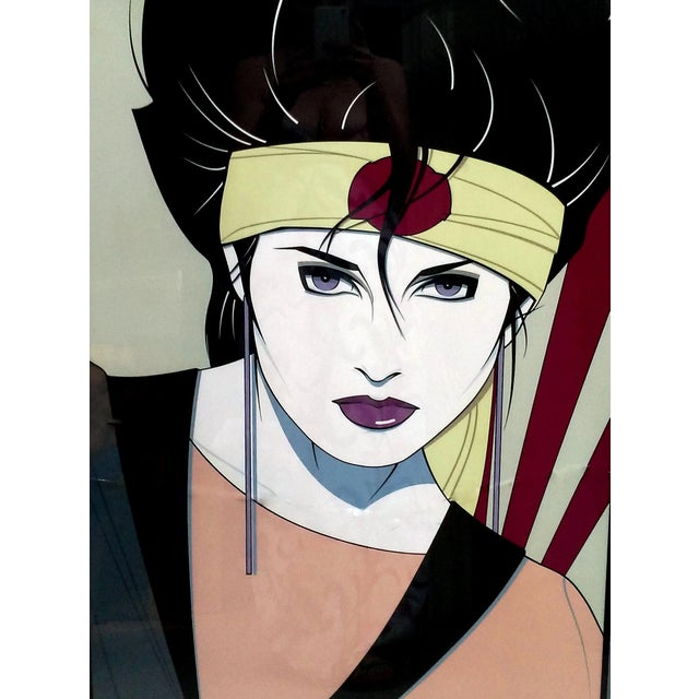 Patrick Nagel generated a series of 15 different commemorative silk-screens that were produced over a four year period,...