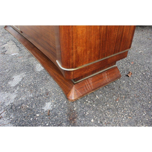 1930s French Art Deco Dominique Masterpiece Sideboard/Buffet For Sale - Image 9 of 11