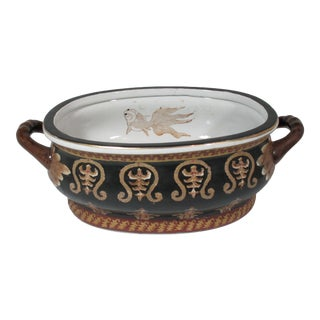 Vintage Chinese Foot Bath For Sale