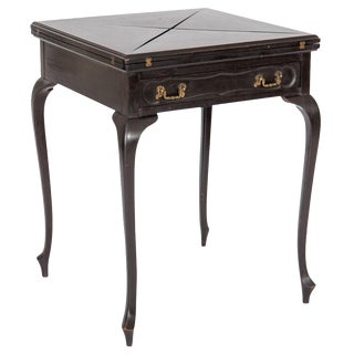 19th C. Howell & Co. Game Table