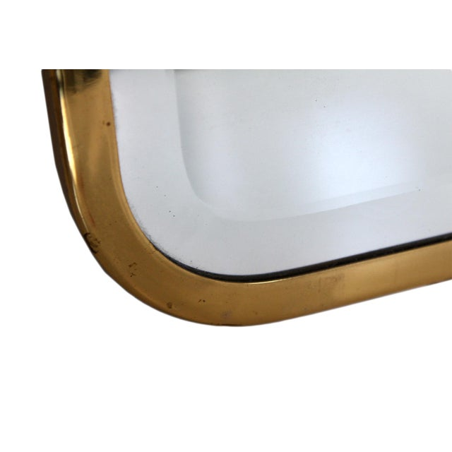Brasscrafters Bevel Mirror - Image 4 of 5