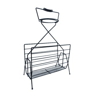 Richard Galef Vintage Magazine Rack