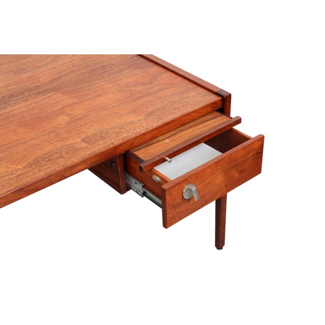 Rare Architect's Desk by Jens Risom For Sale - Image 9 of 13