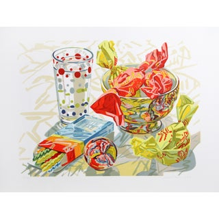"Janet Fish, ""Candy"", Figurative Still Life"