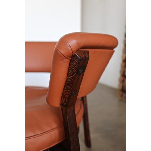Vintage Mid Century Rare Eugenio Gerli P28 Lounge Chair for Tecno For Sale - Image 10 of 12