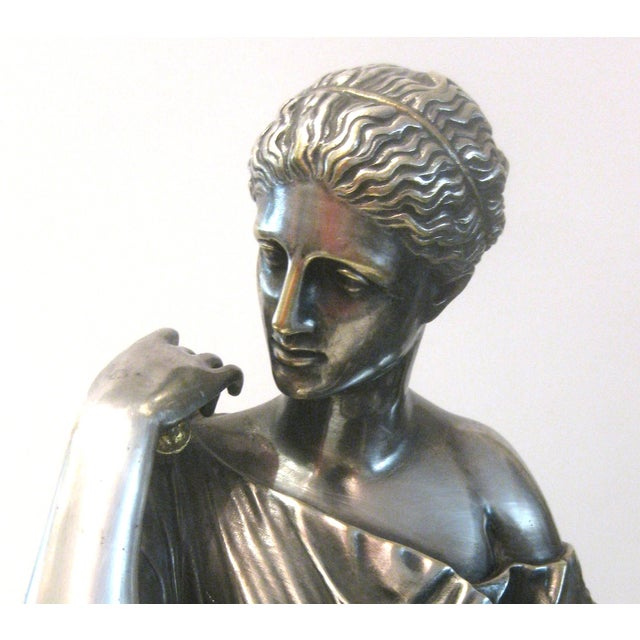 """22-Inch Barbedienne """"Diana"""" Sculpture - Image 6 of 9"""