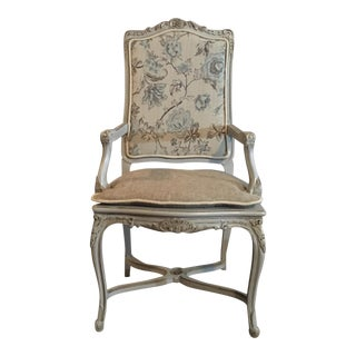 Early 19th Century Antique Petite French Chair