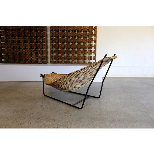 """Duyan"" Lounge Chair by John Risley For Sale In Los Angeles - Image 6 of 7"