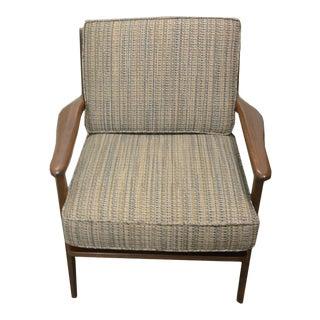 Vintage Mid-Century Modern Lounge Chair