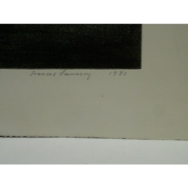 Limited Edition Signed Print Il Battistero Ii Frances Lansery For Sale - Image 5 of 5