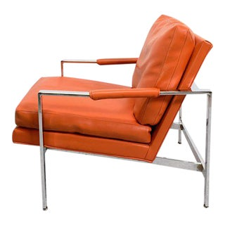 Vintage Milo Baughman for Thayer Coggin 951 Chair For Sale