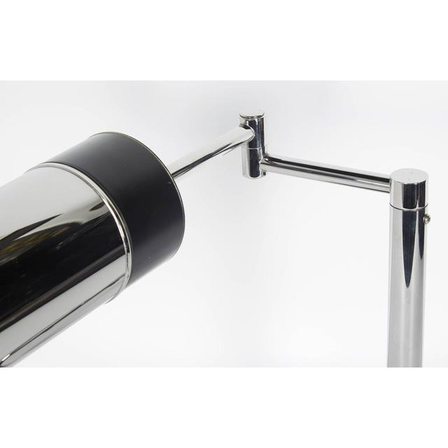 Nessen Mid-Century Modern Swing Arm Desk Lamp by Nessen Studios For Sale - Image 4 of 10