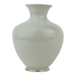 Vintage White & Gold Royal Bavaria Vase