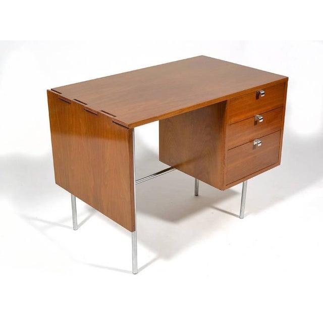 George Nelson Model 4754 Drop Leaf Desk by Herman Miller For Sale In Chicago - Image 6 of 10
