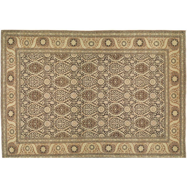 Stark Studio Rugs Traditional New Oreintal Egyptian Wool Rug - 10′ × 13′7″ For Sale