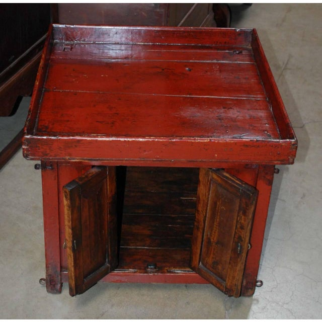 Chinese Peddler's Tray Table - Image 8 of 8
