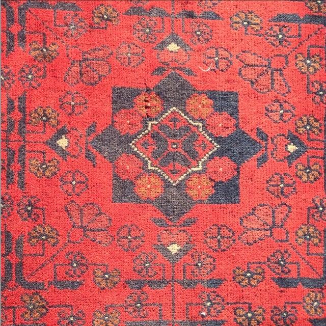 Turkaman Persian Rug - 1′10″ × 3′7″ - Image 6 of 9