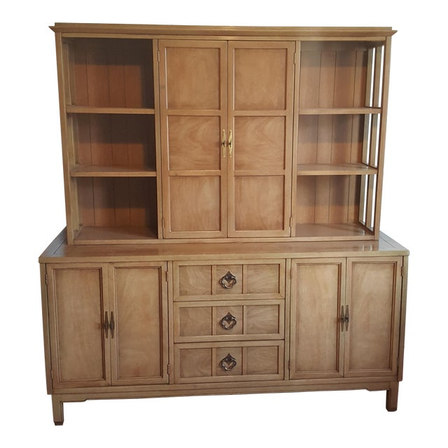Gershun for American of Martinsville 2-Piece Hutch - Image 1 of 10