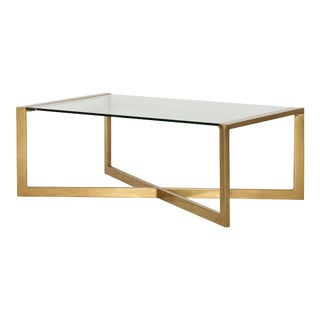 Century Furniture Lyndon Cocktail Table For Sale