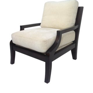 Modern Lounge Chair For Sale