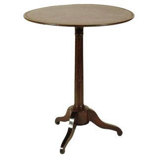 19th-C. Regency Occasional Table For Sale