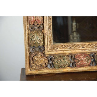Moorish Style Italian Hand-Carved Mirror Preview