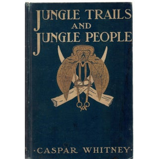 Jungle Trails and Jungle People Book