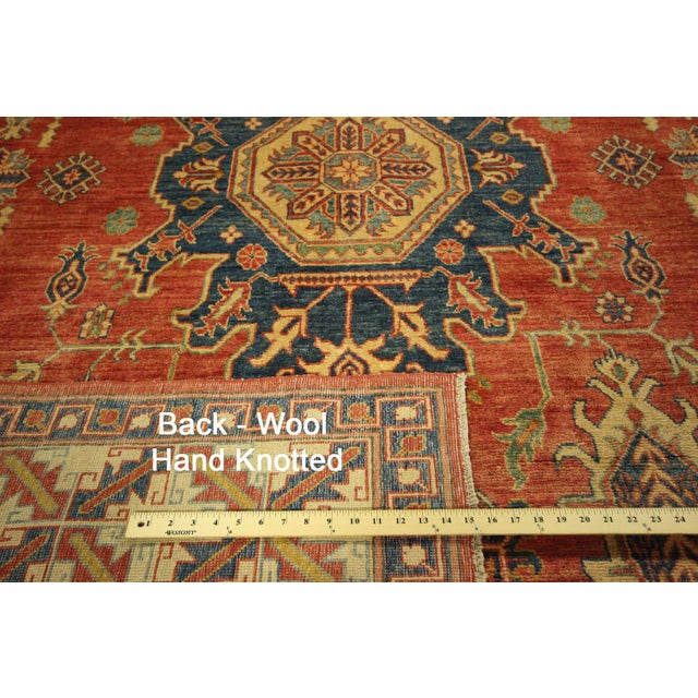 "Mojave Collection Kazak Rug - 7'5"" x 11'5"" - Image 11 of 11"