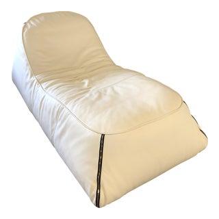 Gamma Arredamenti Bianco Ottico Bean Bag Lounge Chair Dandy Homes Collection For Sale