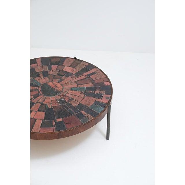 ROGIER VANDEWEGHE AMPHORA COFFEE TABLE - Image 3 of 9